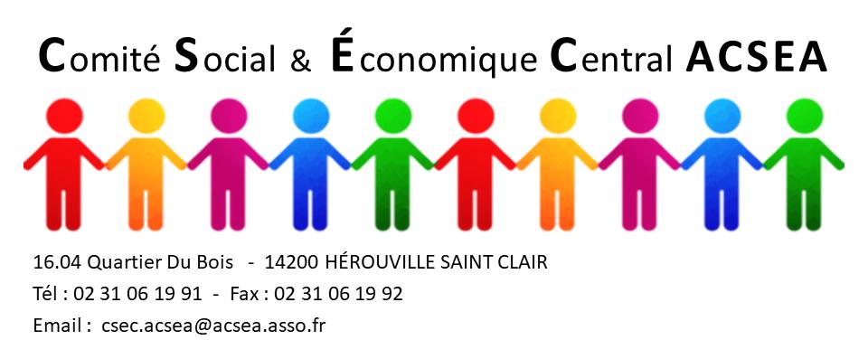 Comité Social & Economique Central ACSEA